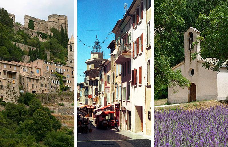 villages provençaux