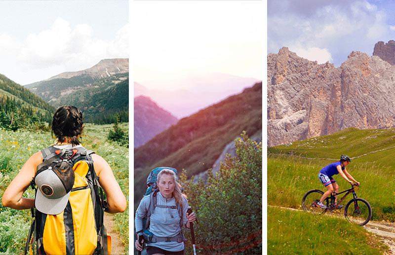 escalade vélo et randonnées au mont ventoux