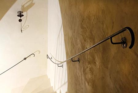 detail decoratif dans le gîte - Location en Provence
